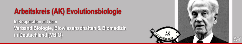 http://www.evolutionsbiologen.de